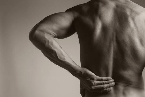 Low back pain relief Mornington