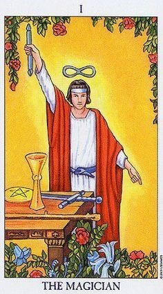Tarot Explained: The Magician, Major Arcana Card - Simon