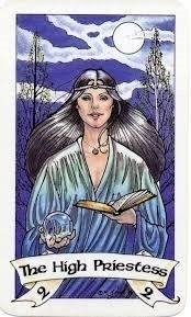 Tarot Explained: The High Priestess, Major Arcana Card