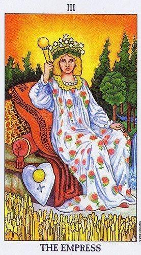 Tarot Explained: The Empress Card
